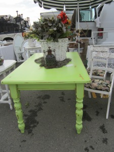 citron table